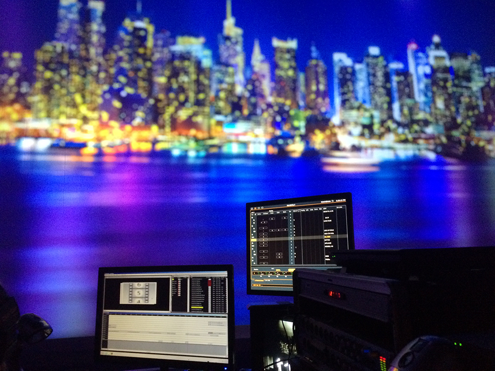 Audio visual services in NY