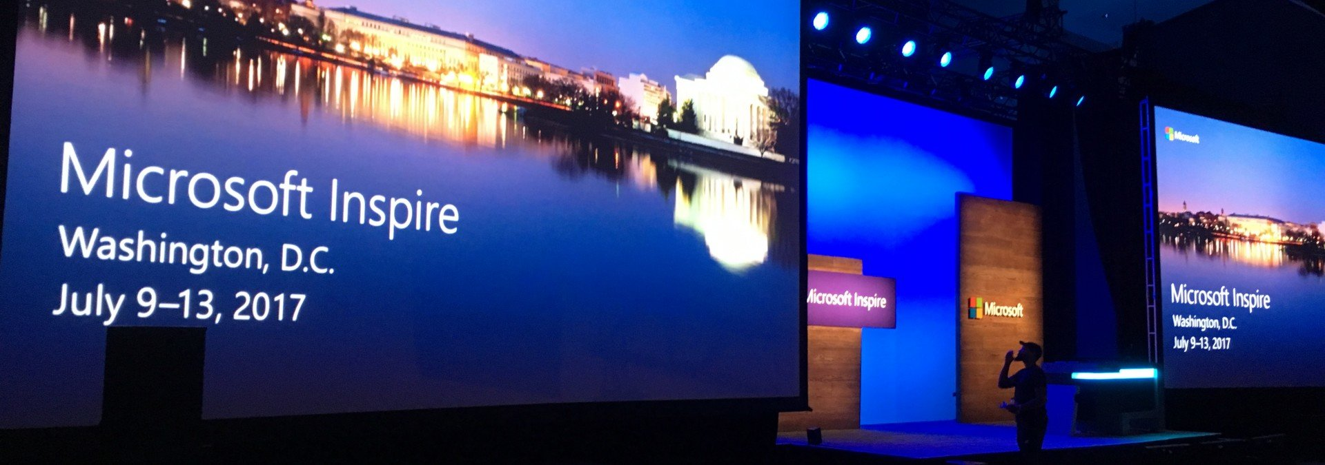 Microsoft Inspire World Wide Conference