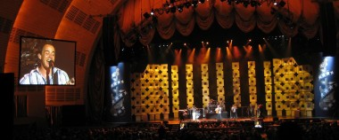 Dave Mathews band @ Radio City concert hall