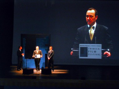 Kevin Spacey @ Tribeca Film festival, IMAG