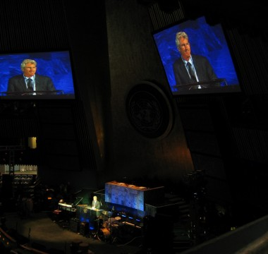 Richard Gere @ UN
